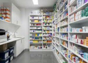 A Pharmacy Store in Nigeria